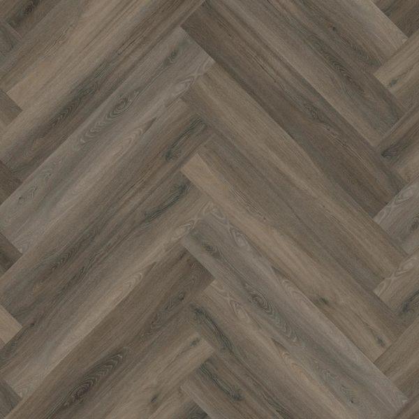 Spigato visgraat dark grey