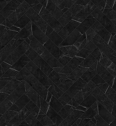 City Visgraat 5704 Marble Black